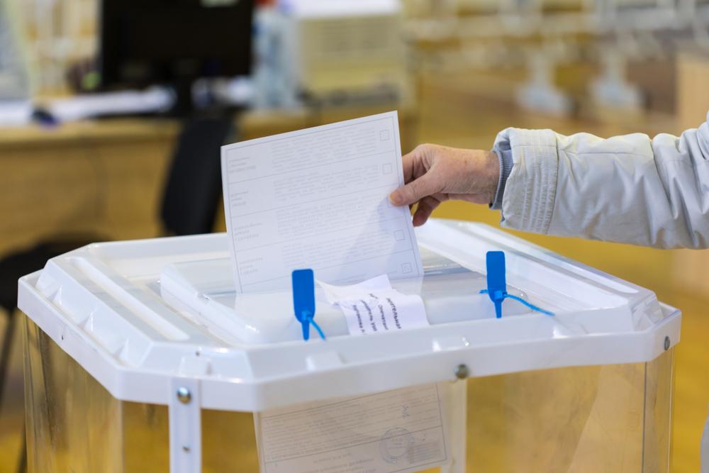 Во всём мире голосование через интернет проводится только в Эстонии. Другие решили такую систему не вводить, опасаясь хакеров
