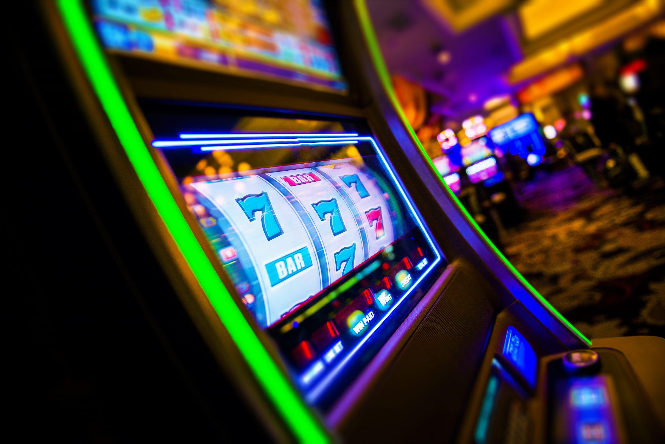 Играйте в новые автоматы на деньги
