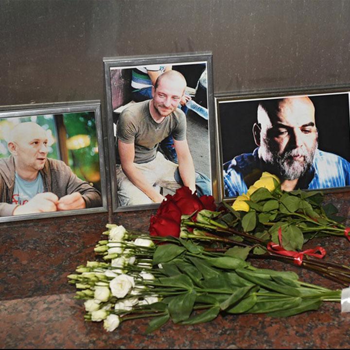 Раскрыты новые подробности убийства россиян в ЦАР