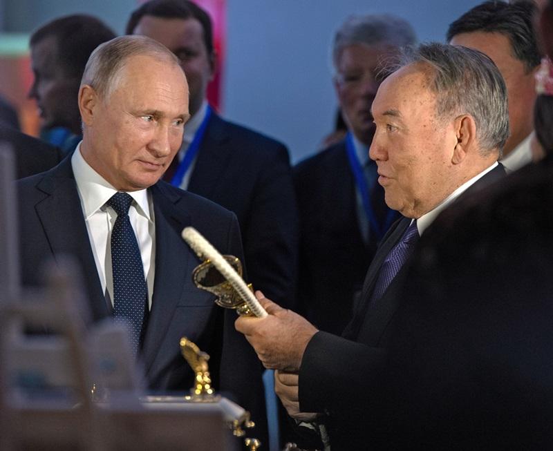 Он находится на посту президента дольше всех глав постсоветских государств