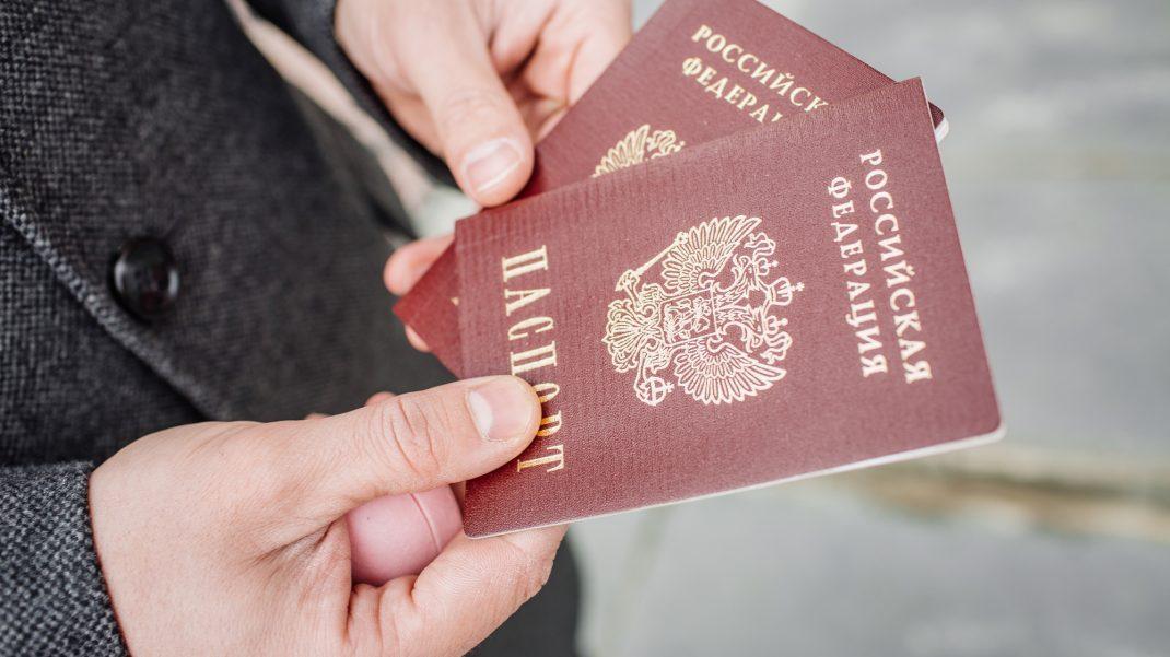 украинское гражданство без отказа от российского